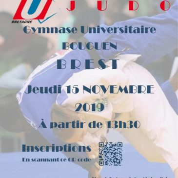 Championnat de Bretagne de judo