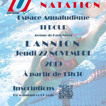 Championnat de Bretagne de Natation