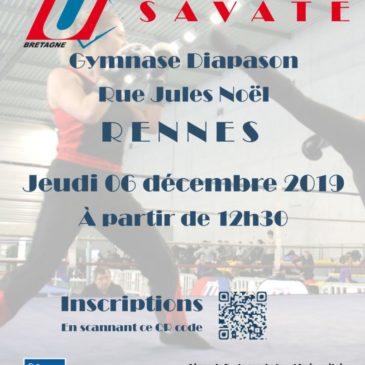Championnat de Bretagne de savate