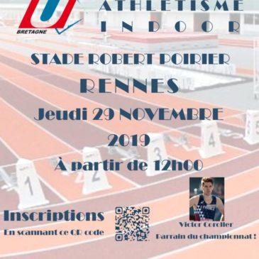 Championnat de conférence d'athlétisme indoor