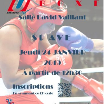 Championnat de Bretagne Boxe
