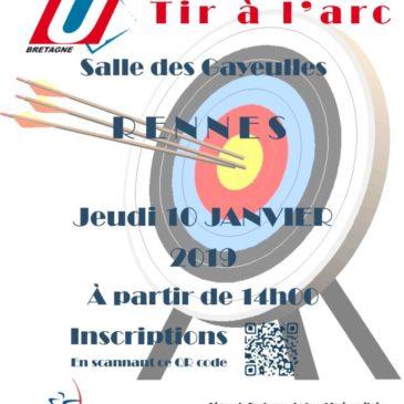 Championnat de Bretagne de tir à l'arc