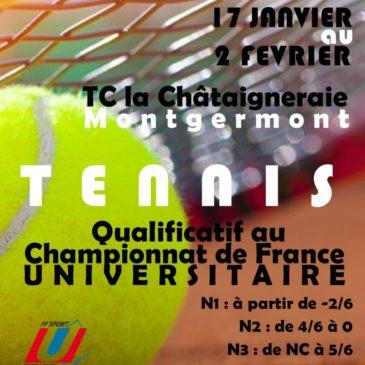 Championnat de Bretagne tennis individuel