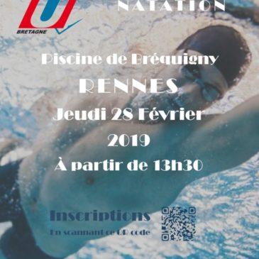 Championnat de conférence de natation