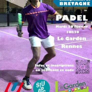 Championnat de Bretagne de padel