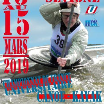 Championnat de France de canoë kayak