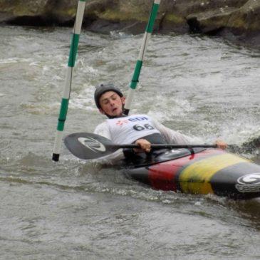 Retour sur le CFU canoë kayak