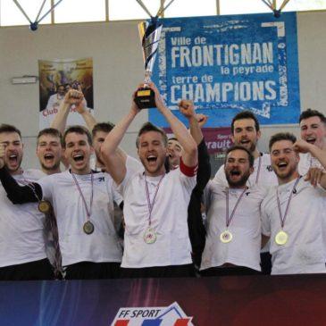Nos Champions(nes) de France 2019
