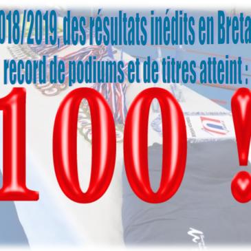 Des résultats inédits en Bretagne