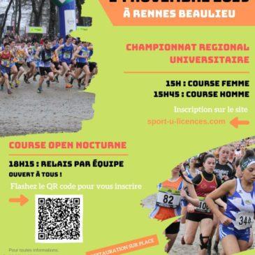 Compétition CROSS  2019