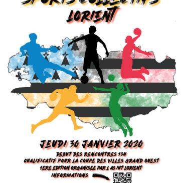 Coupe de Bretagne des sports collectifs