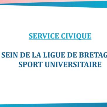 Recrutements services civiques